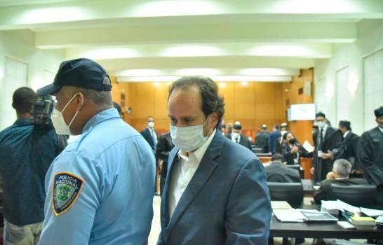 Dantas Bezerra revela Odebrecht realizó pagos destinados a Víctor Díaz Rúa