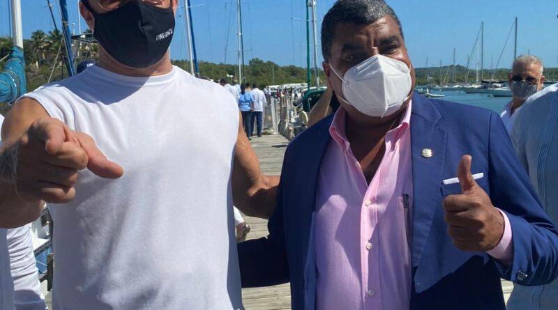 Diputado Jhonny de Jesús Medina asegura Planta de tratamiento y sistema de aguas residuales beneficiará a más de 18 mil habitantes en Puerto Plata