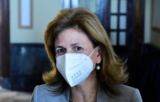 Vicepresidenta dice nueva cepa de coronavirus no ha sido detectada en RD