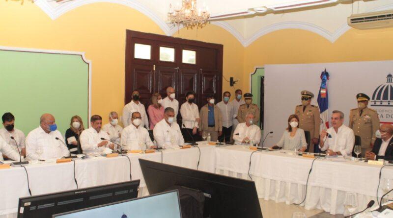 Deligne Ascención anuncia un conjunto de obras para San Juan con una inversión de RD$1,913 millones