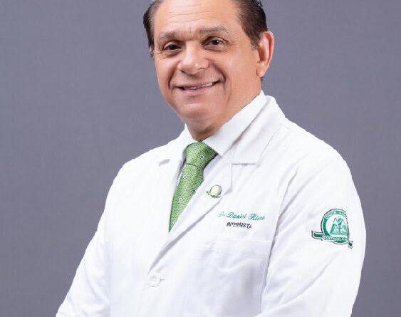 Presidente Abinader designa a Daniel Rivera como ministro de Salud Pública