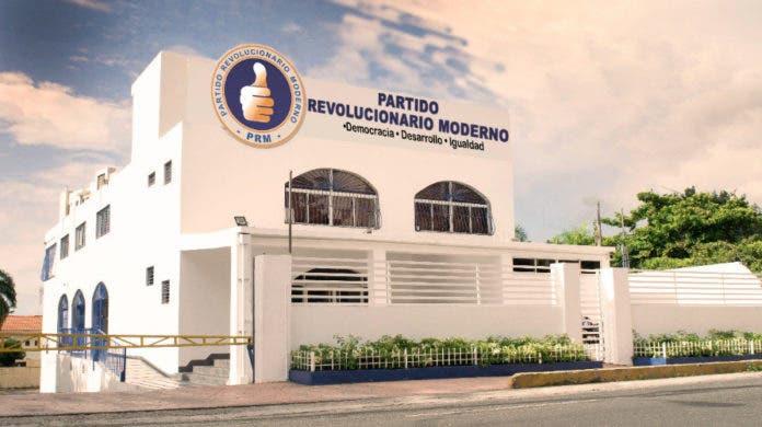 PRM suspende todas sus actividades que involucren aglomeraciones