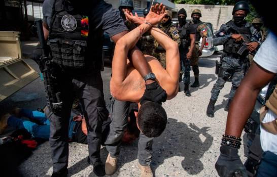 EE.UU. entrenó a algunos de los colombianos detenidos por magnicidio en Haití
