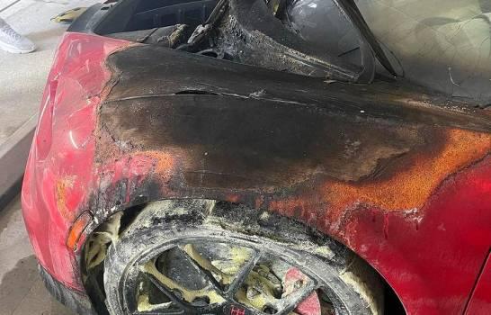 El Alfa habla sobre el incendio de su Bugatti