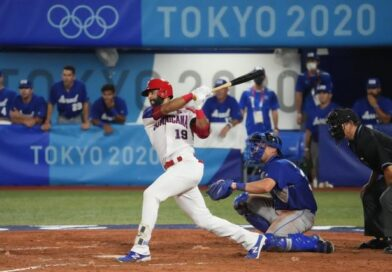 Bautista y Mieses dan triunfo a República Dominicana sobre Israel