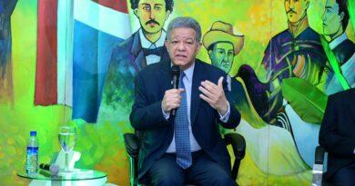 Leonel deja claro Fuerza del Pueblo no apoyará Reforma Fiscal en este momento
